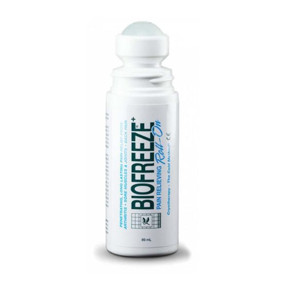 Biofreeze valuvaigistav roll on