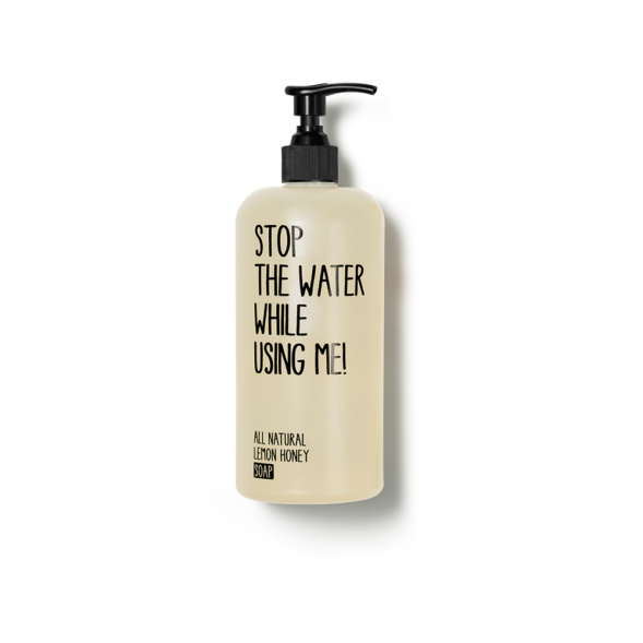stop the water all natural sidruni-mee vedelseep